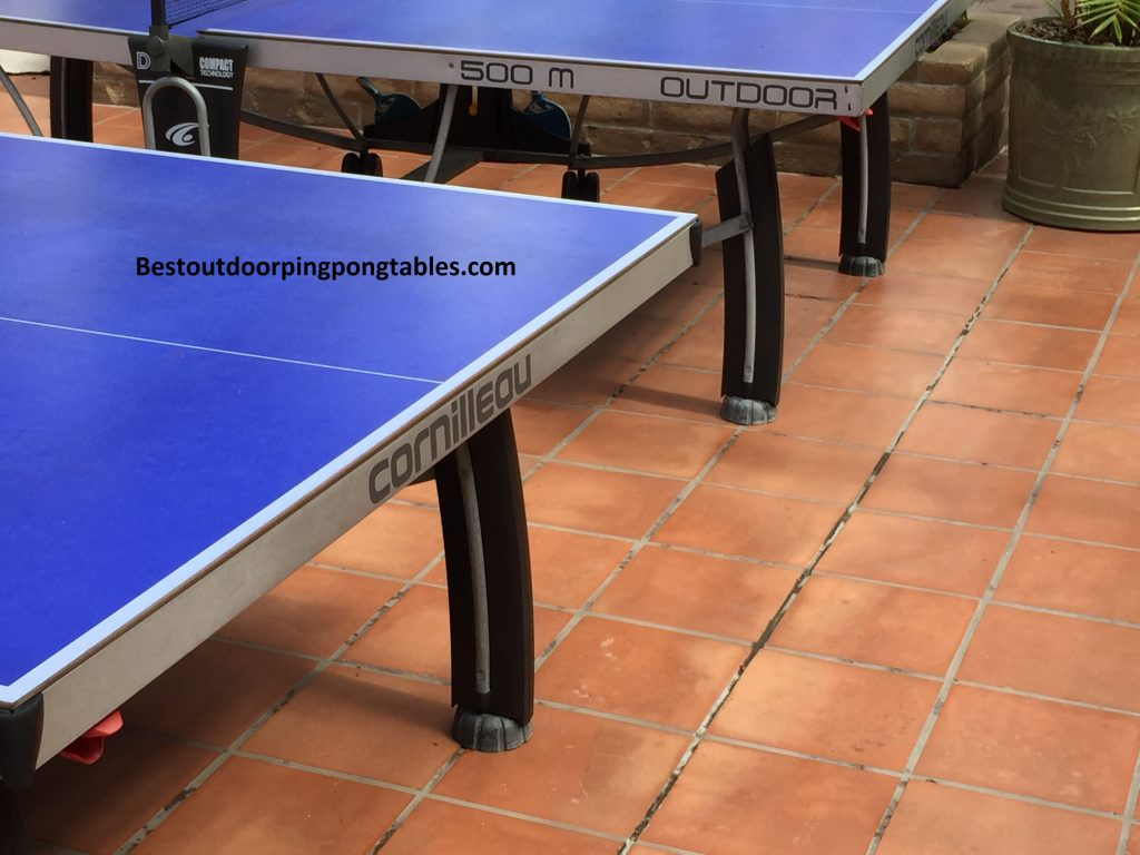 Cornilleau sport 500m review - Table ping pong decathlon outdoor 500 ...