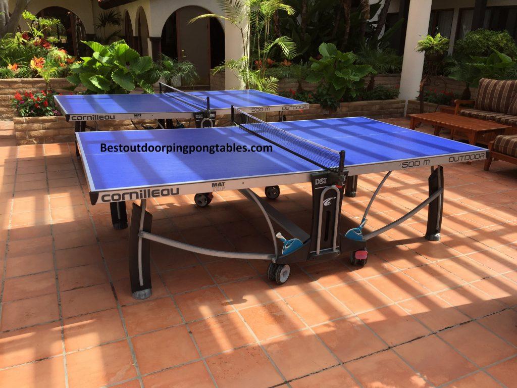 Cornilleau sport 500m review - Table cornilleau 500m outdoor ...