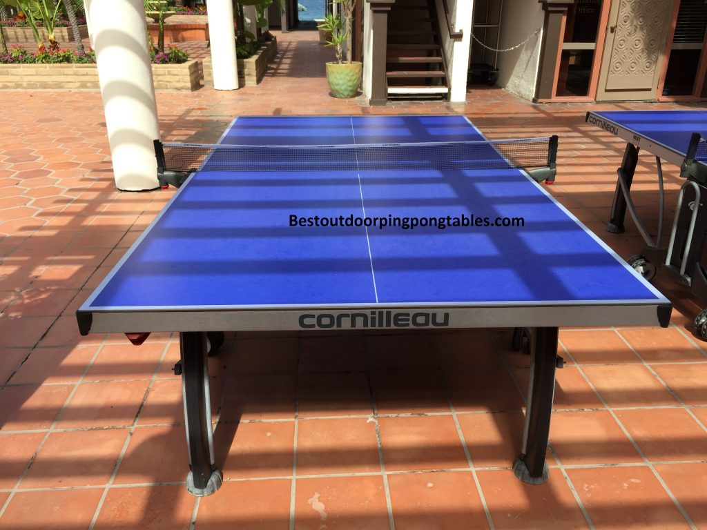 Cornilleau sport 500m review for Table 09 reviews