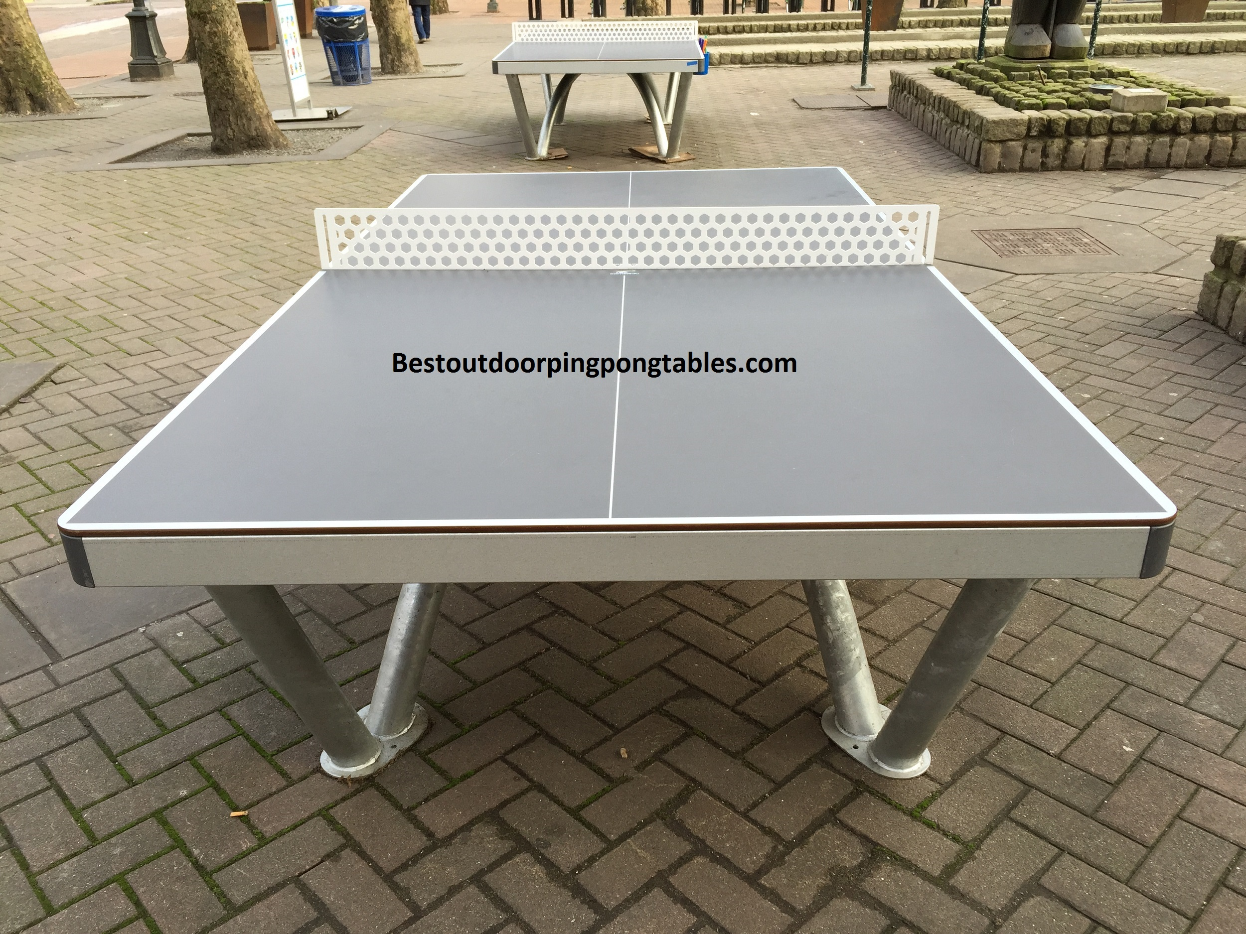 cornilleau park outdoor best outdoor ping pong tables. Black Bedroom Furniture Sets. Home Design Ideas