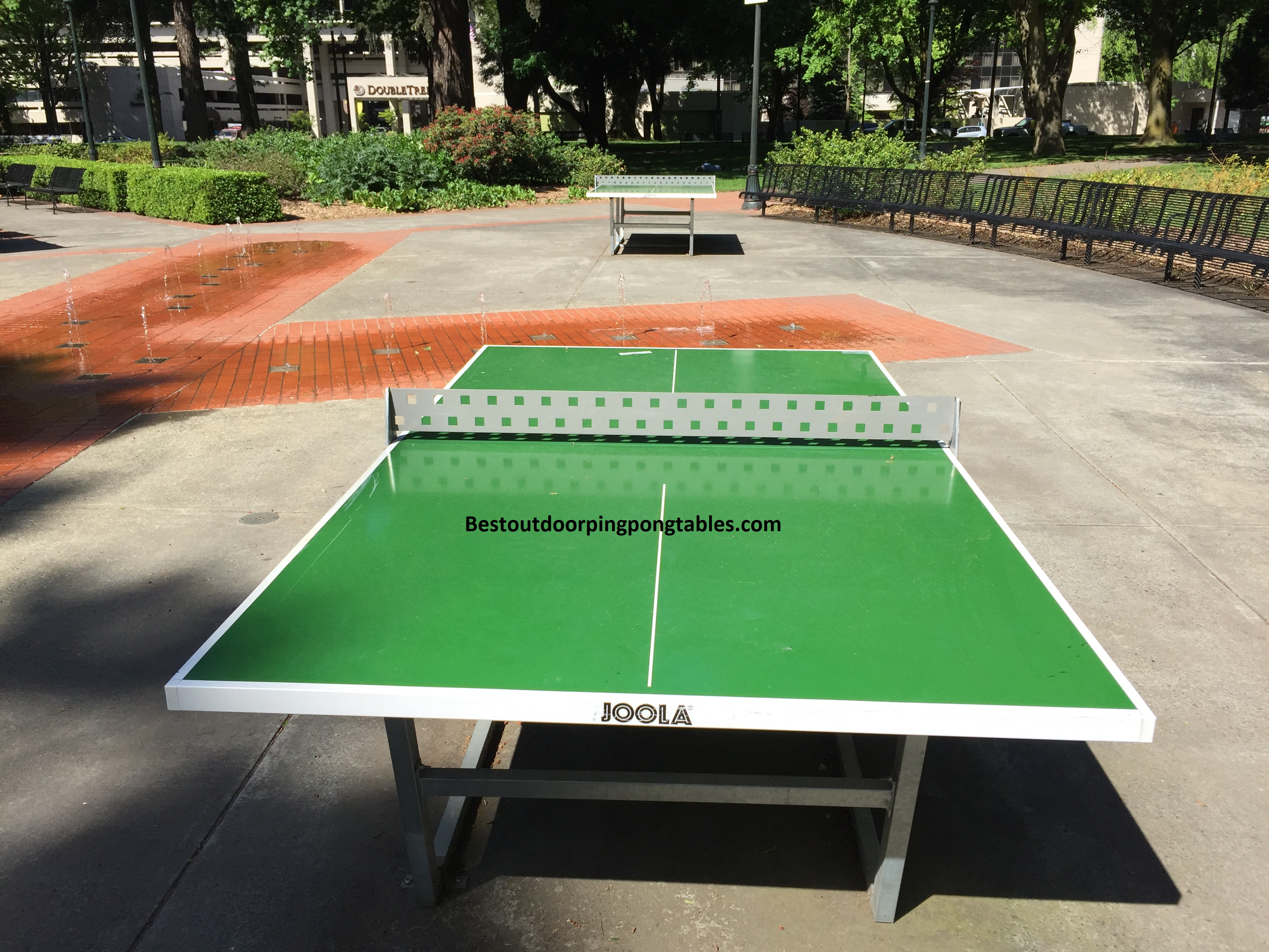 Weatherproof Ping Pong Table Outdoor Ping Pong Tables in Portland, Oregon: