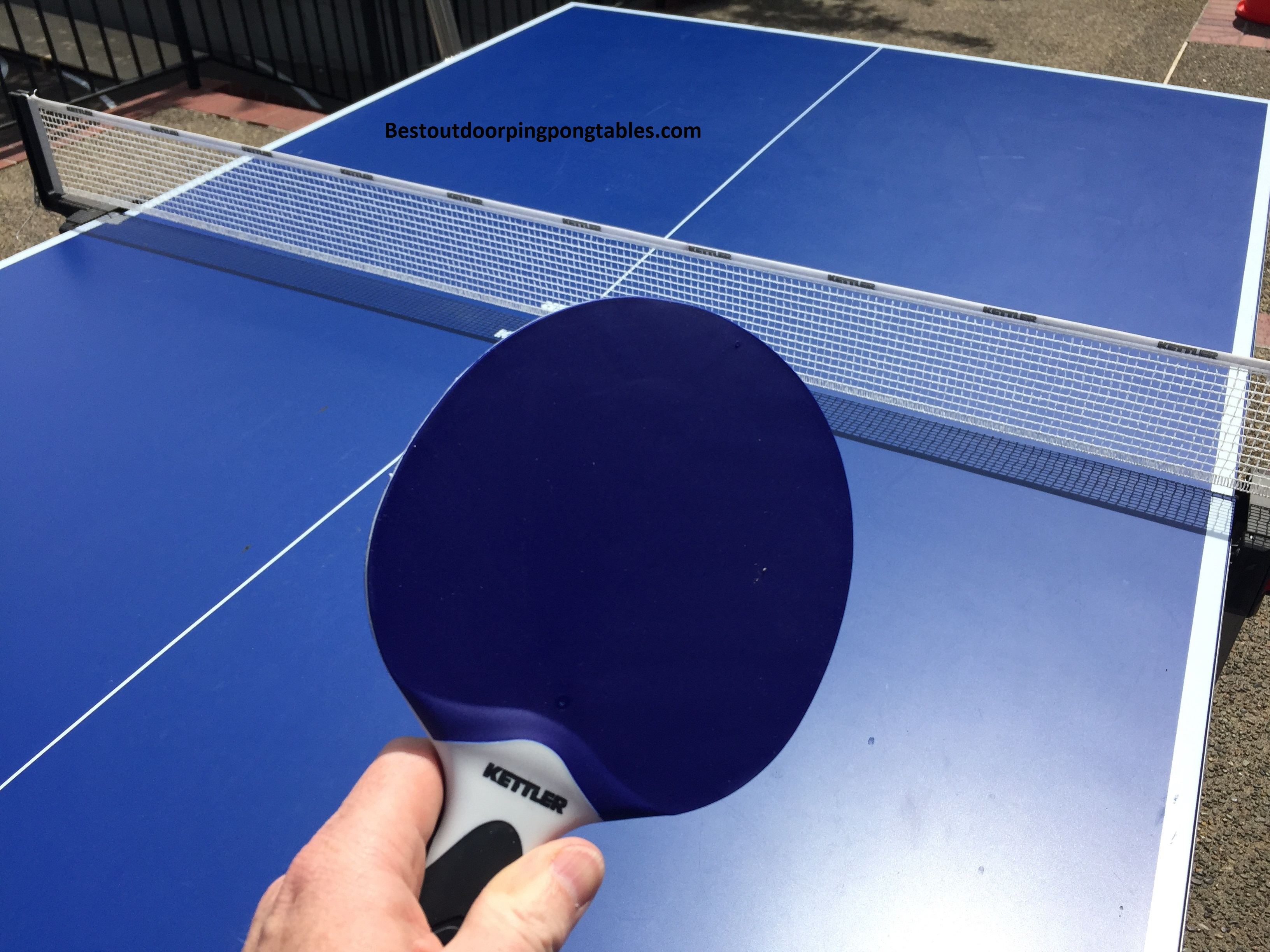 Best Outdoor Ping Pong Paddles