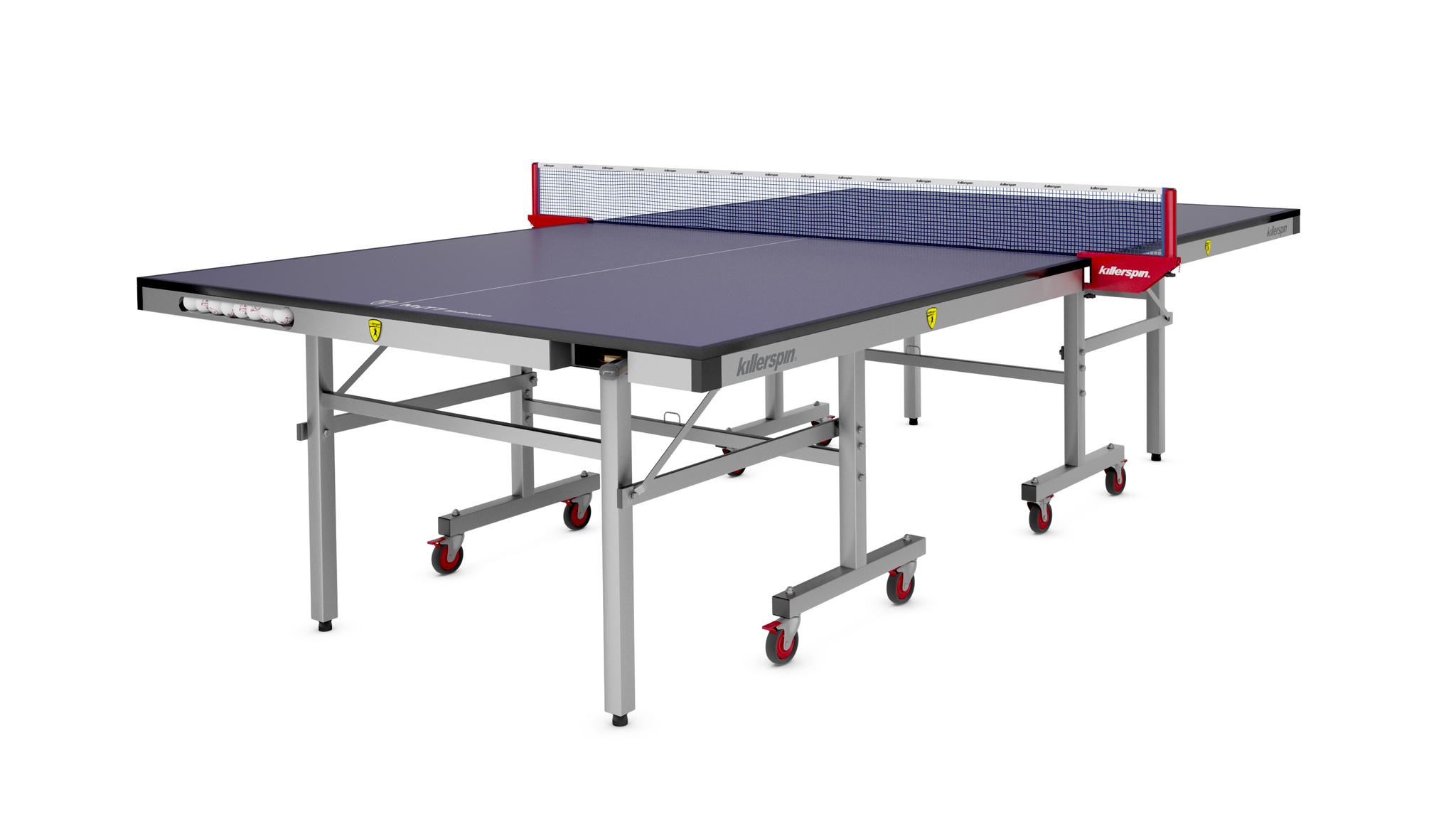 Killerspin Myt7 Blupocket Ping Pong Table