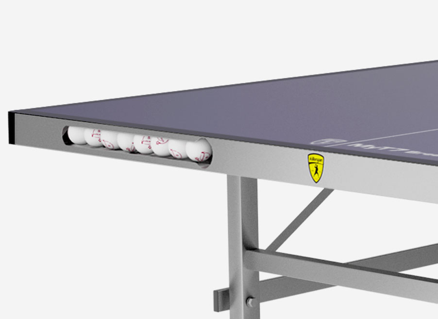 Weatherproof Ping Pong Table killerspin-myt7-breeze-outdoor-ping-pong-table6