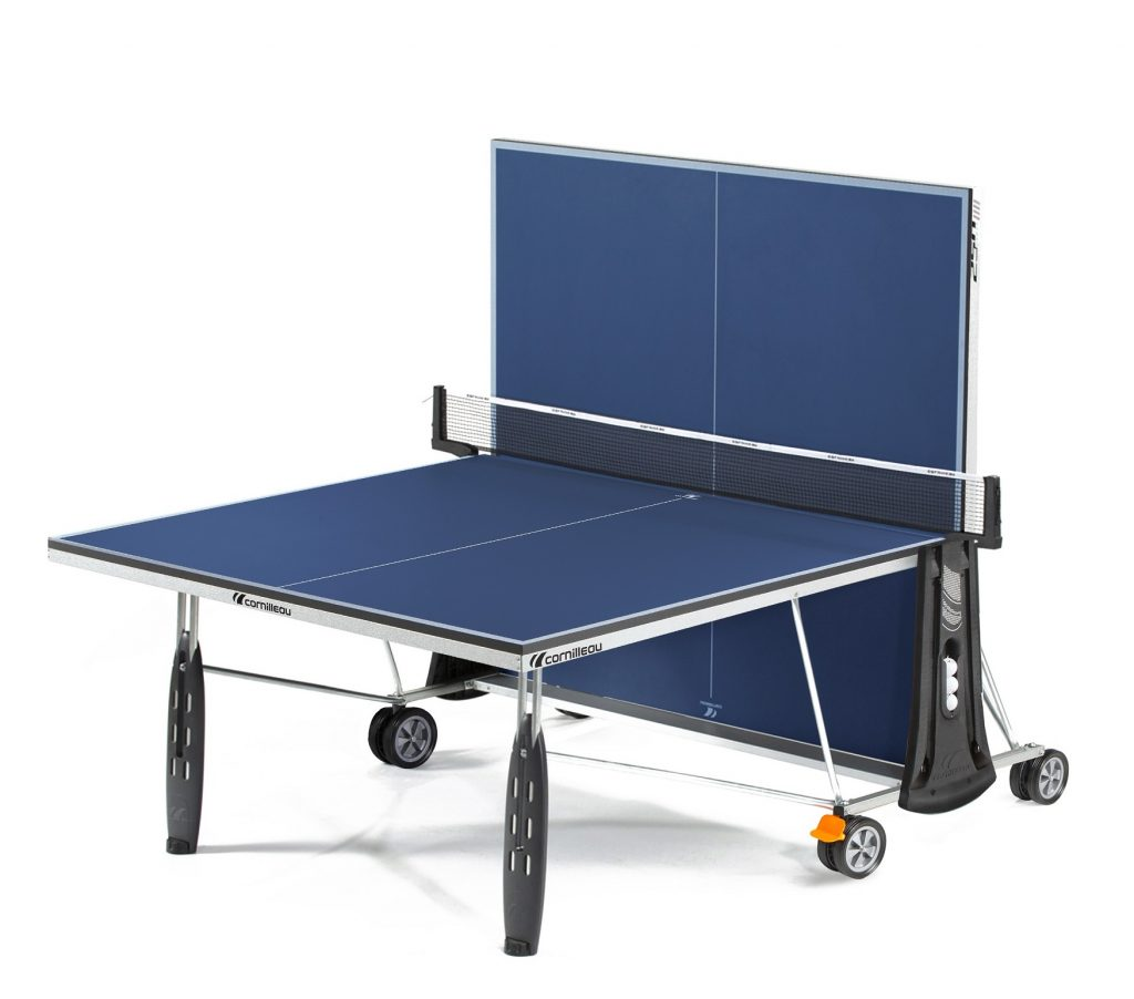 cornilleau indoor 250 ping pong table