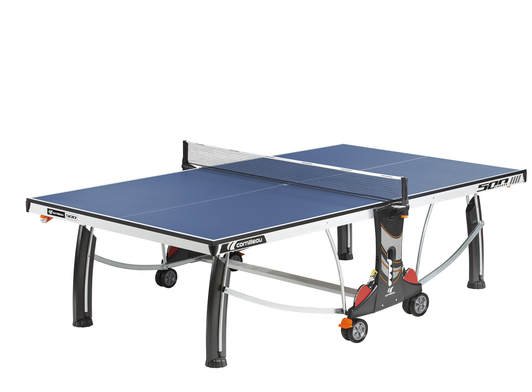 cornilleau 500 indoor ping pong table. Black Bedroom Furniture Sets. Home Design Ideas
