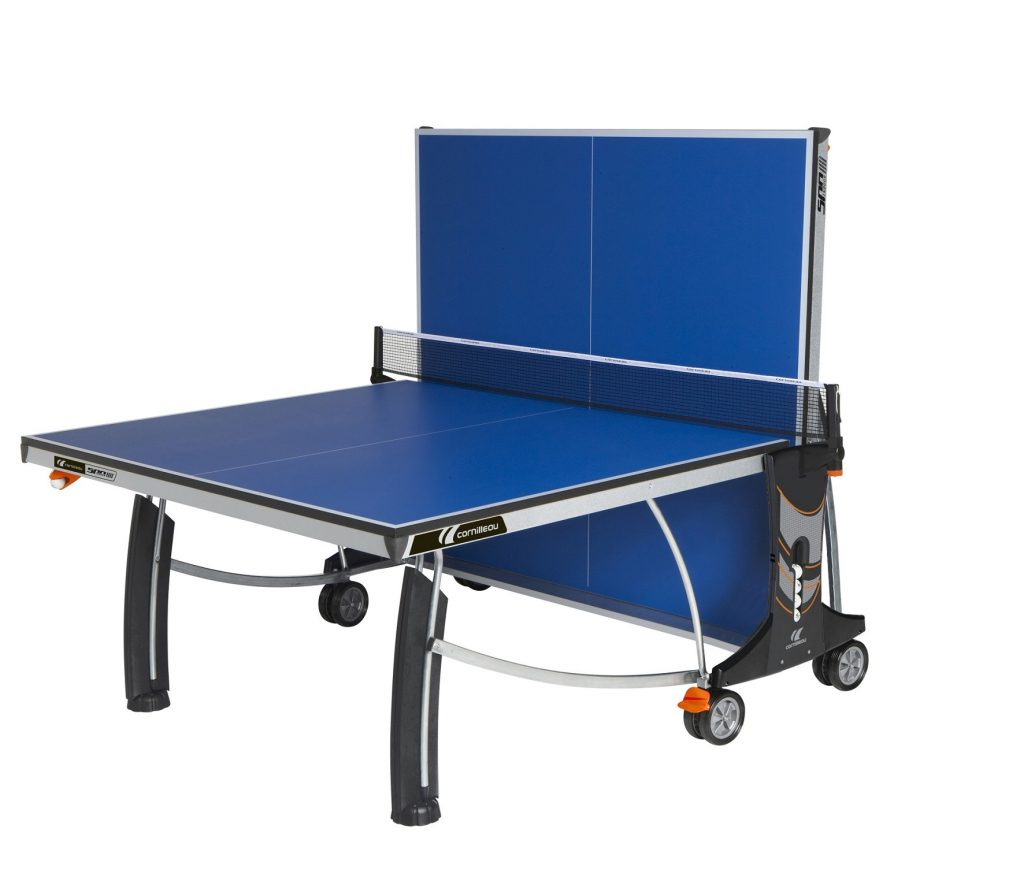cornilleau indoor 500 ping pong table