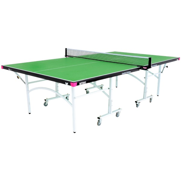 Killerspin Myt5 Table Tennis Table Butterfly Easifold Rollaway Table Tennis Table:
