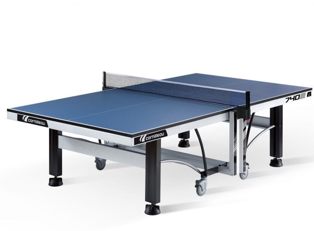 Cornilleau 740 indoor ping pong table - Table de ping pong outdoor decathlon ...