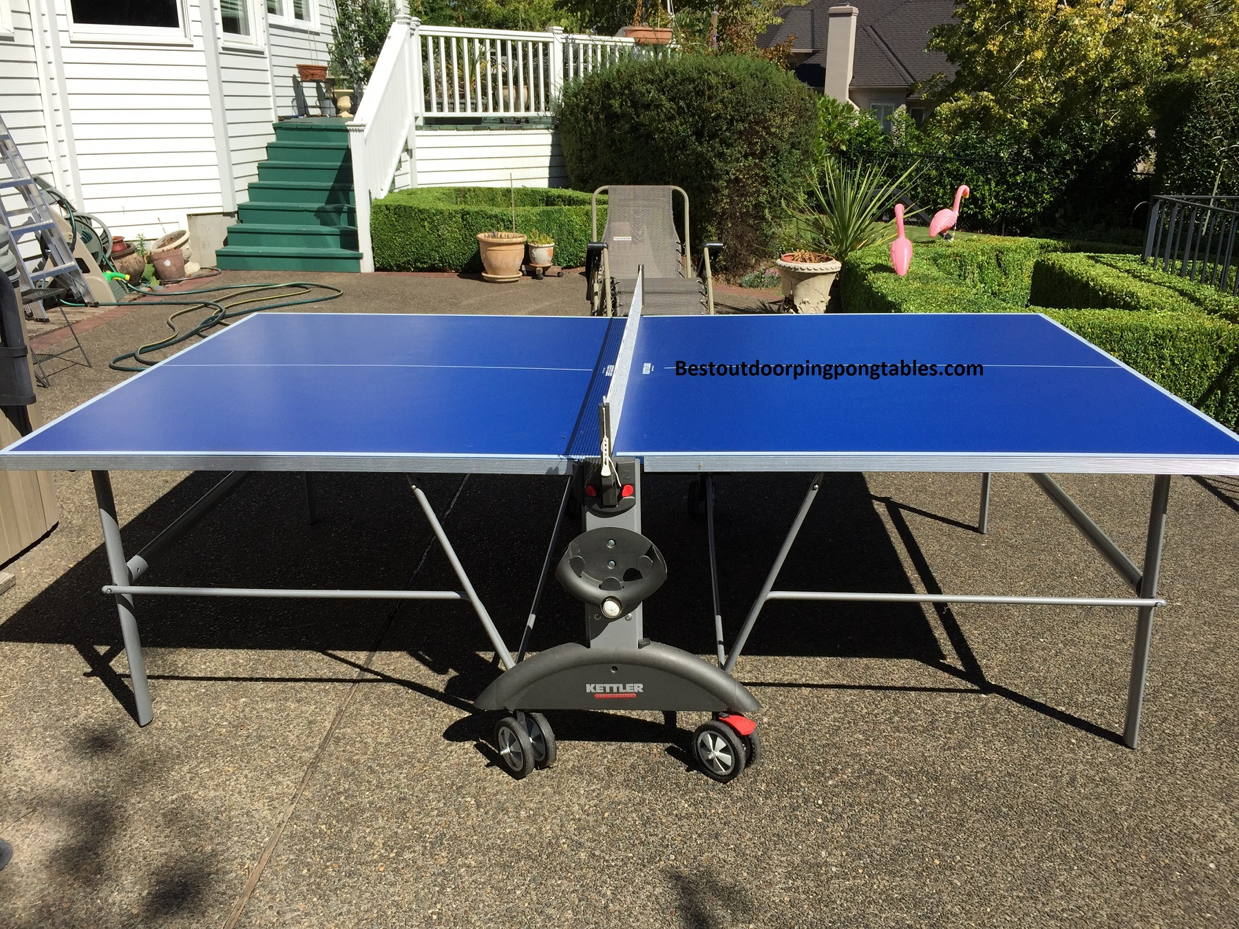 b2836b2d3 Kettler Outdoor Table Tennis Axos 1 With Accessory. Kettler Topstar Xl  Outdoor. Kettler Top Star Xl Review