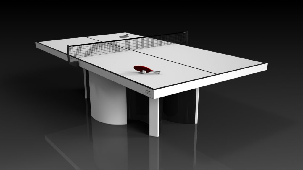 Custom ping pong tables - Table ping pong prix ...