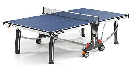 Cornilleau 500 indoor best outdoor ping pong tables for Table ping pong
