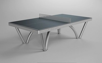 Kettler top star xl best outdoor ping pong tables - Table ping pong cornilleau outdoor ...