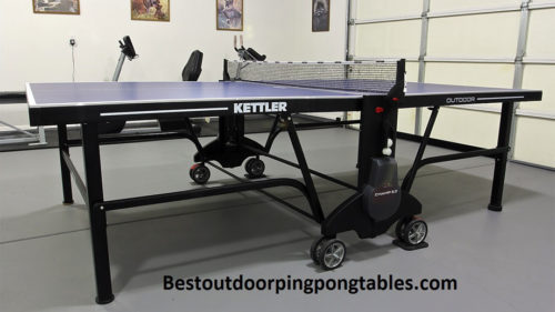 8cfc47cb7 Kettler Champ 5.0 Outdoor (Bundled w  cover   2 outdoor paddles and balls)