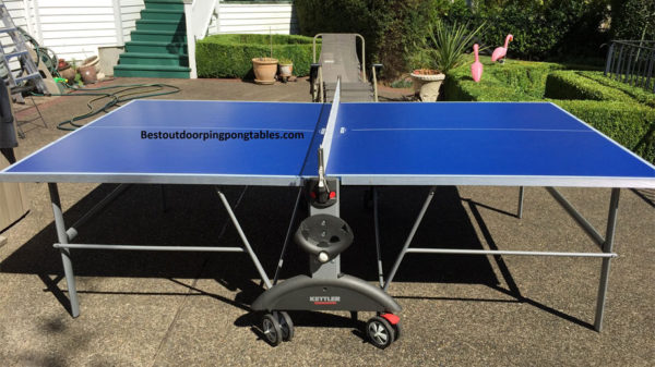 Tiger Pingpong Portland Outdoor Table Best Outdoor Ping
