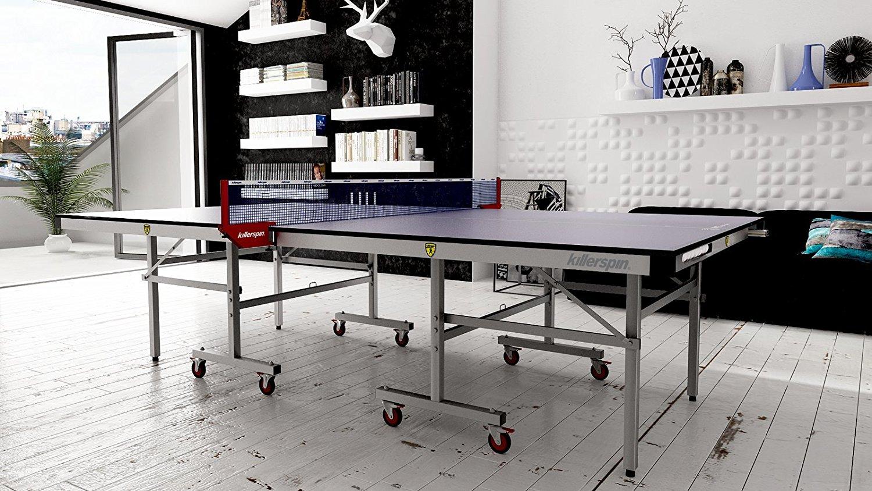 Killerspin Myt5 Pocket Best Outdoor Ping Pong Tables