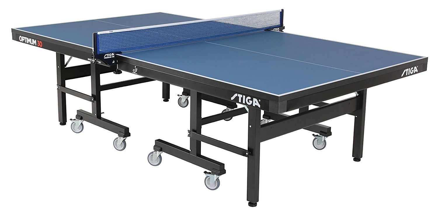 stiga optimum 30 best outdoor ping pong tables. Black Bedroom Furniture Sets. Home Design Ideas