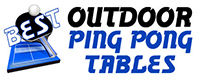 Best Outdoor Ping Pong Tables Logo