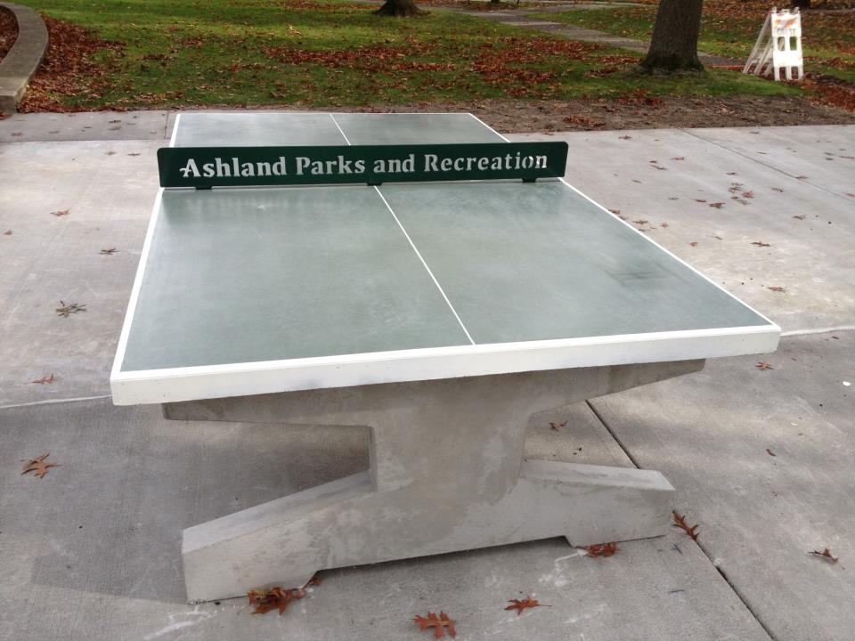 Ping Pong Tables For Apartment Communities
