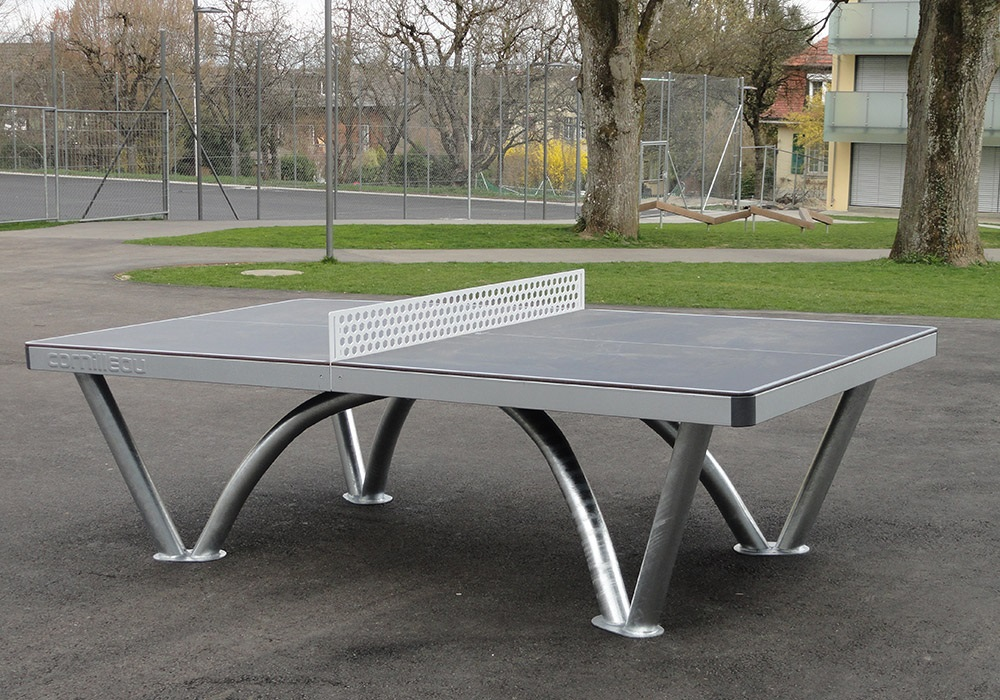 Ping pong tables city parks - Table ping pong cornilleau outdoor ...