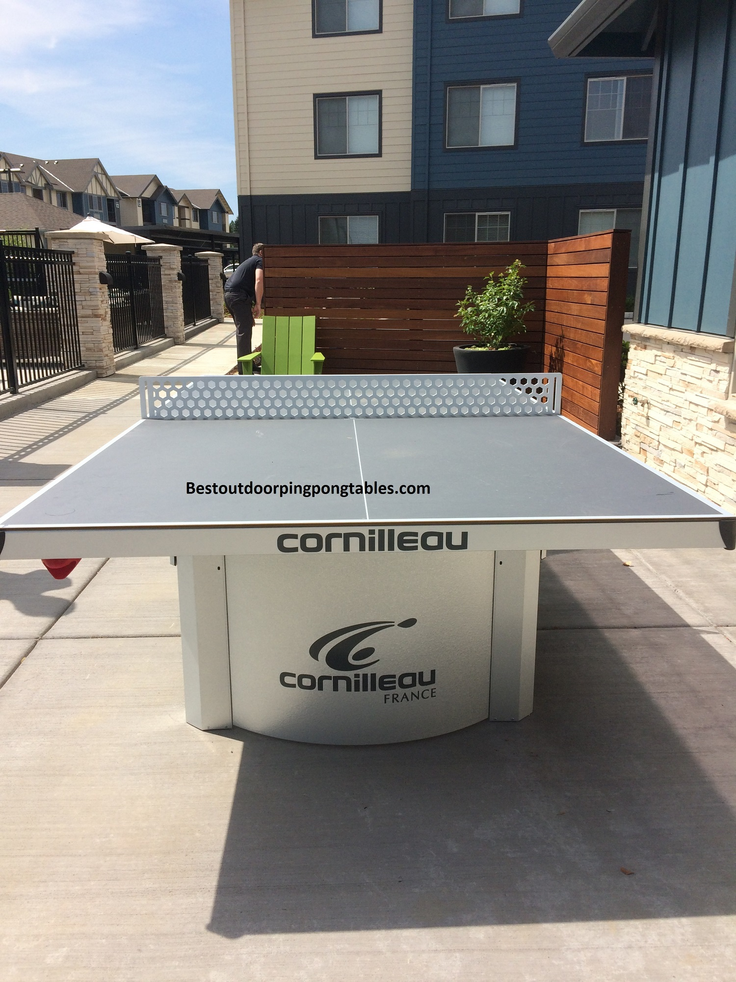 Cornilleau 510 Pro Outdoor Table Review