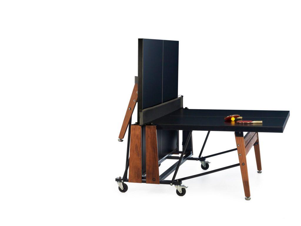 Rs Barcelona Folding Ping Pong Table