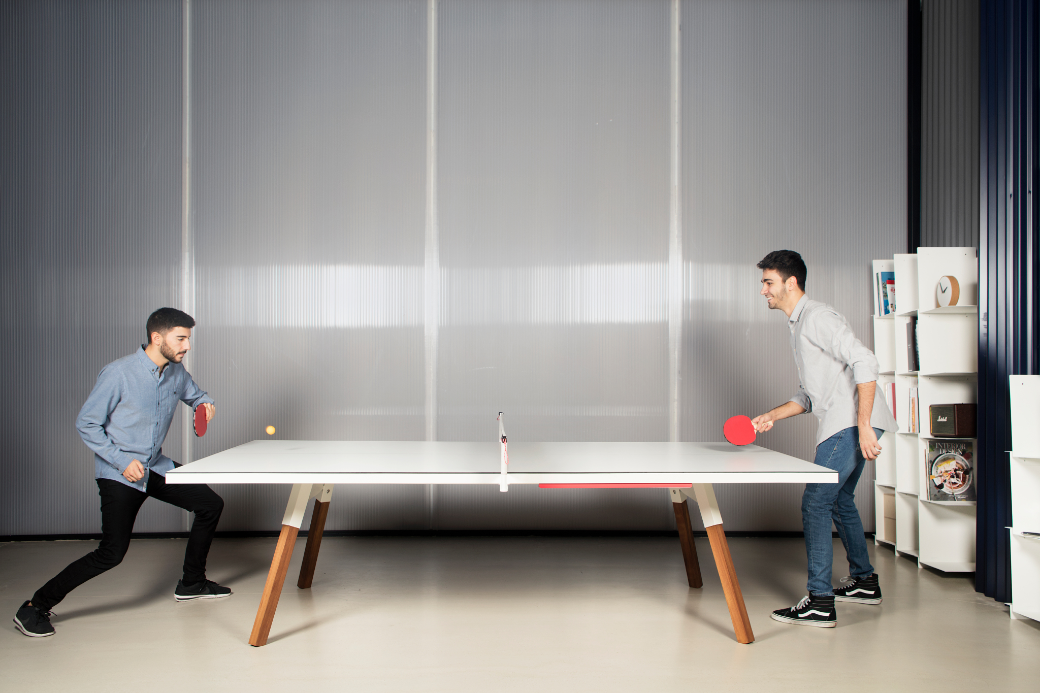 Rs Barcelona You And Me Ping Pong Table