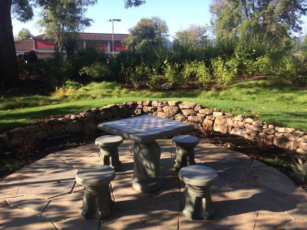 Concrete Chess Tables Concrete Tables