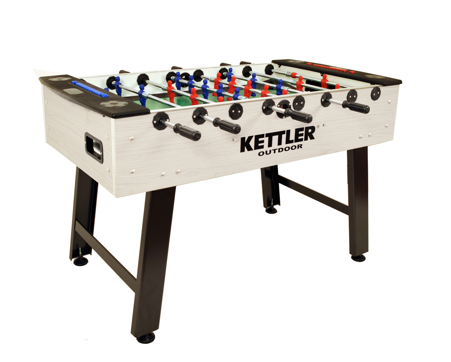 Kettler Montecristo Outdoor Foosball Table - Weatherproof Foosball