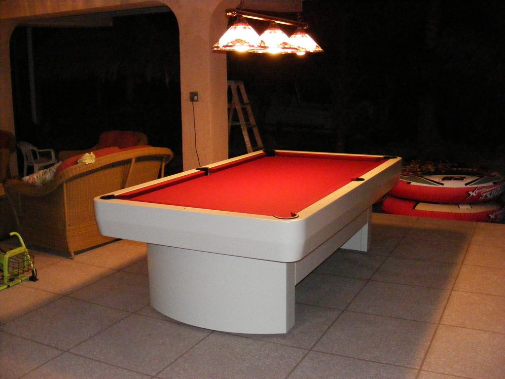 Best Outdoor Pool Table Weatherproof Billiards Table - Sell your pool table