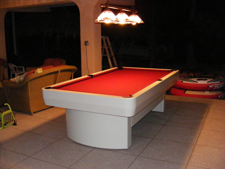 Best Outdoor Pool Table Weatherproof Billiards Table