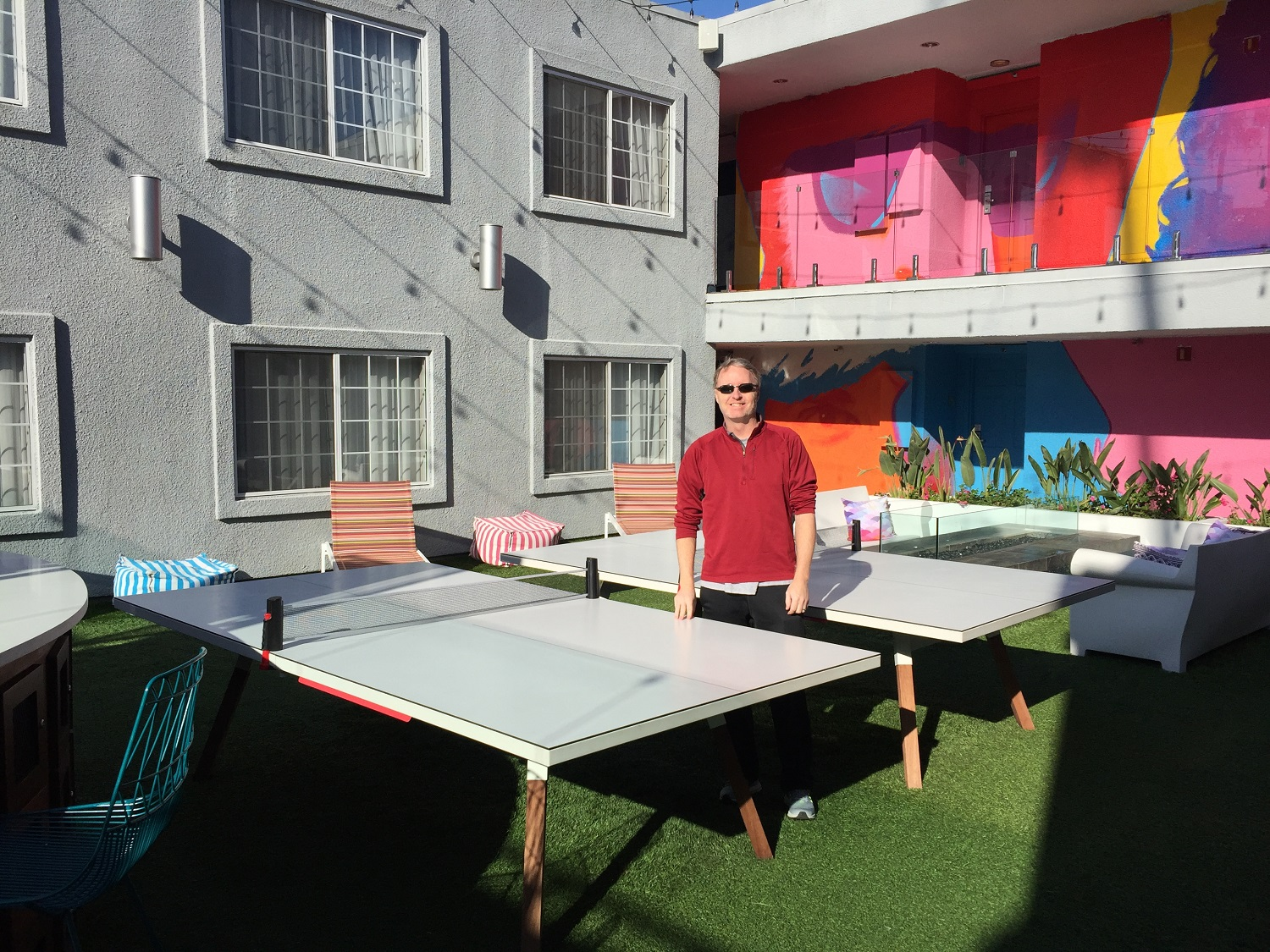 You And Me Ping Pong Table Best Outdoor Ping Pong Tables