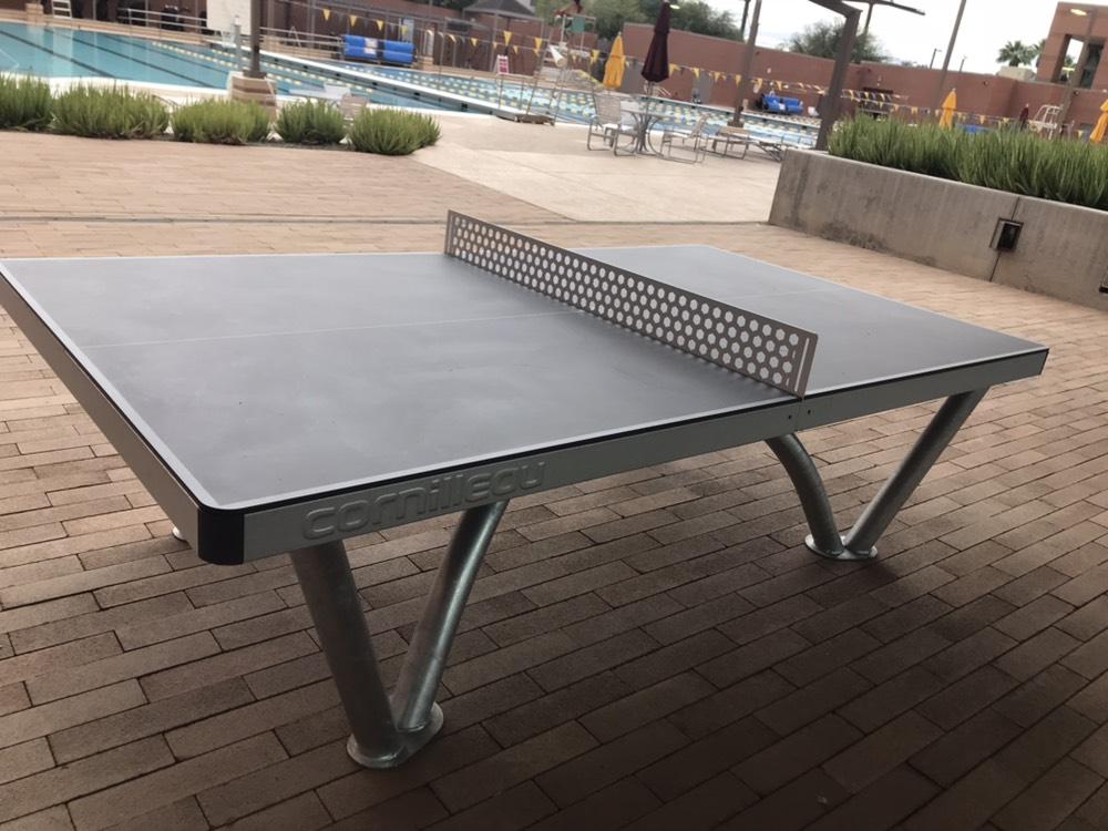 ping pong table arizona state university