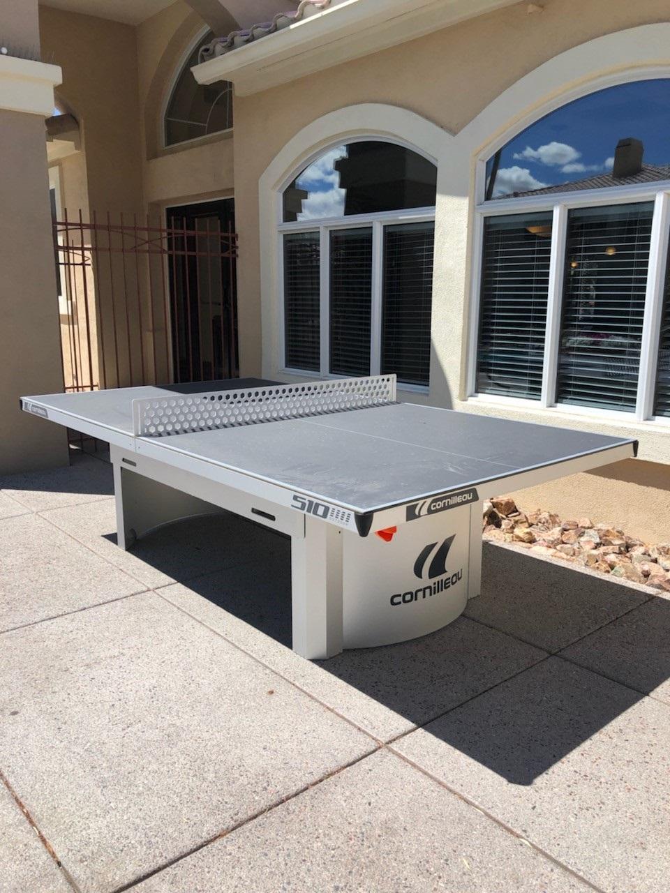 cornilleau 510 ping pong table las vegas nevada