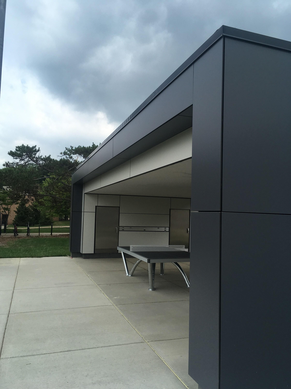 university of michigan ping pong table cornilleau park