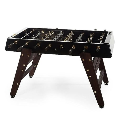 RS #3 Wood Gold Foosball Table