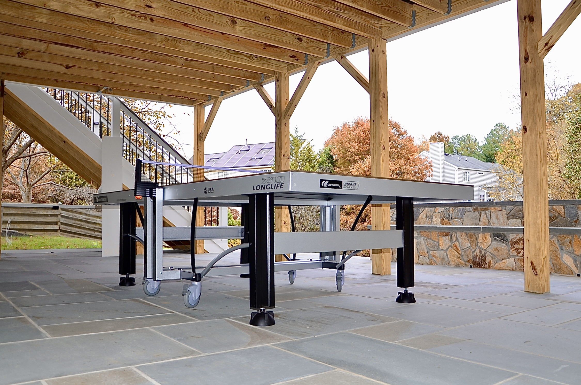 cornilleau 740 Longlife ping pong table residential virginia