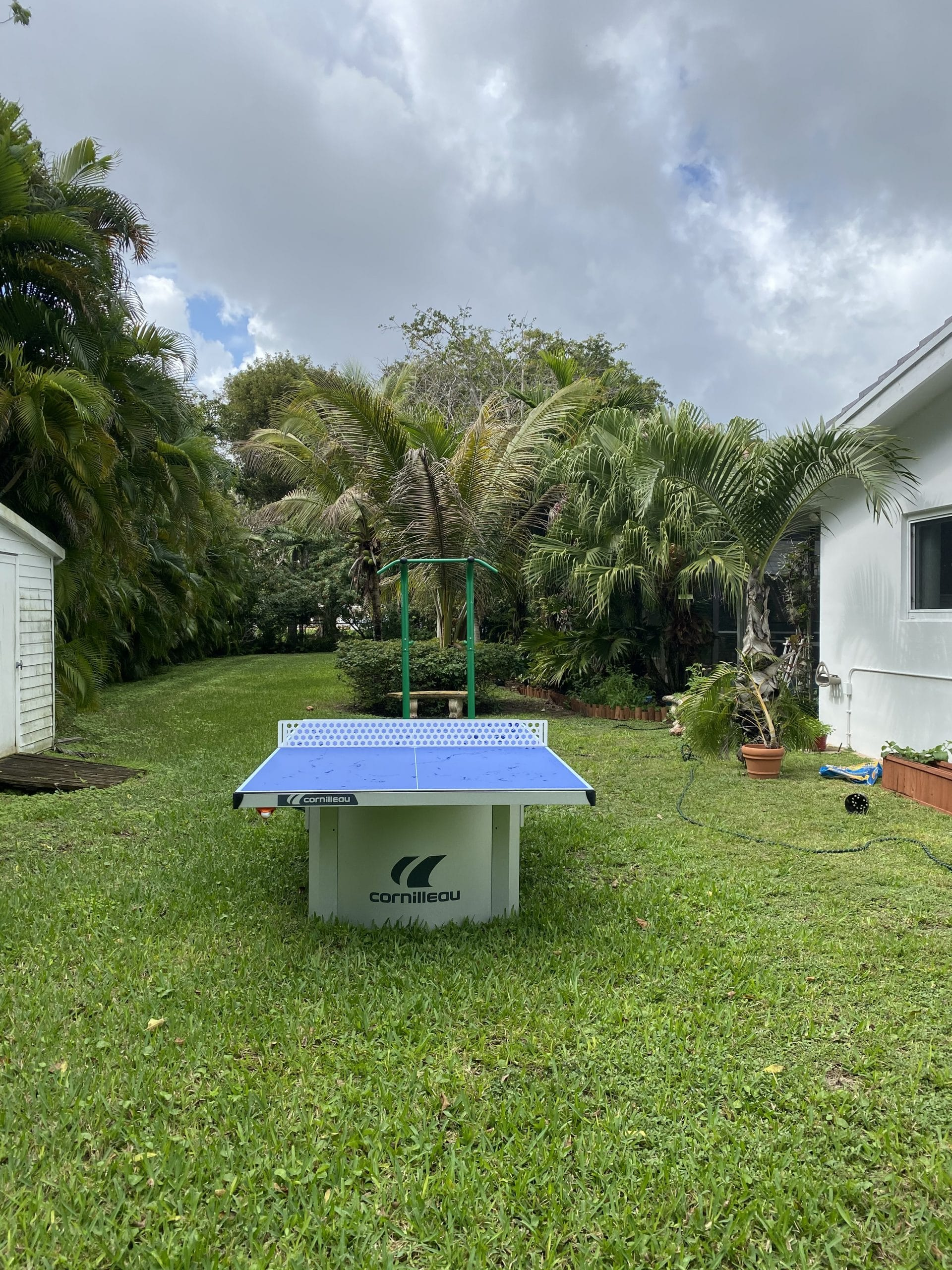 Cornilleau 510 stationary florida backyard
