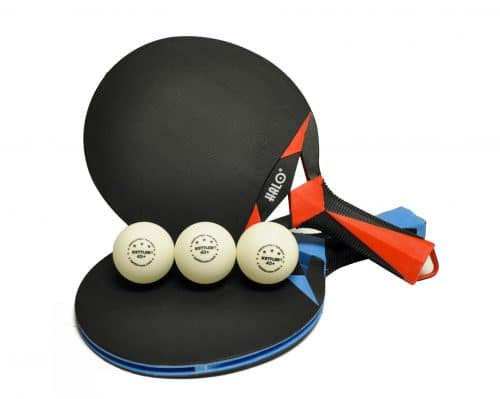 Kettler 2 paddle set with balls