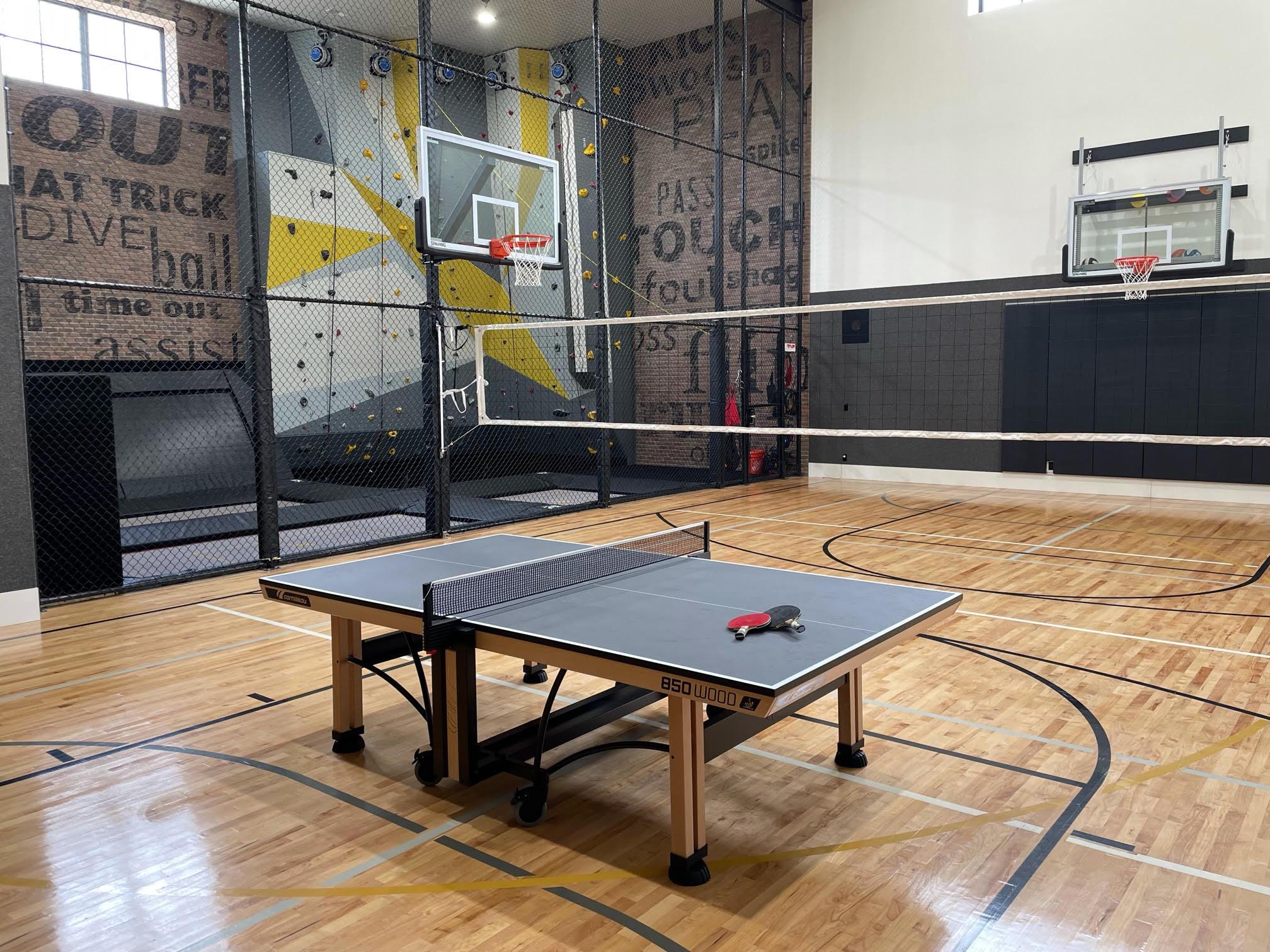 Cornilleau 850 wood indoor ping pong colorado